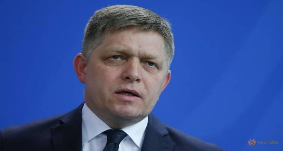 Slovak PM urges UEFA action on Italy v Germany 'farce'