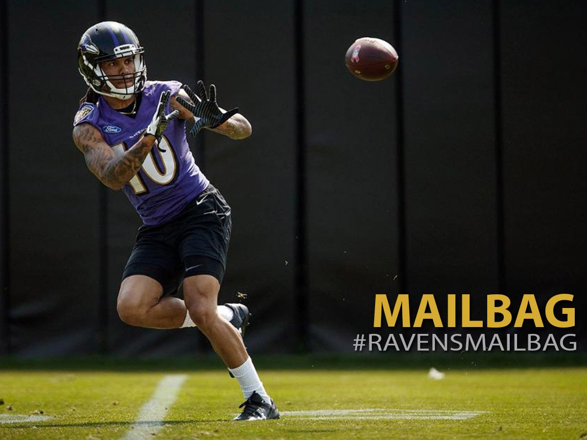 Zach orr retires due to congenital neckspine condition nfl com - Time To Fill Up The Ravensmailbag What Questions Do You Have Https T Co 4mumtc7p95