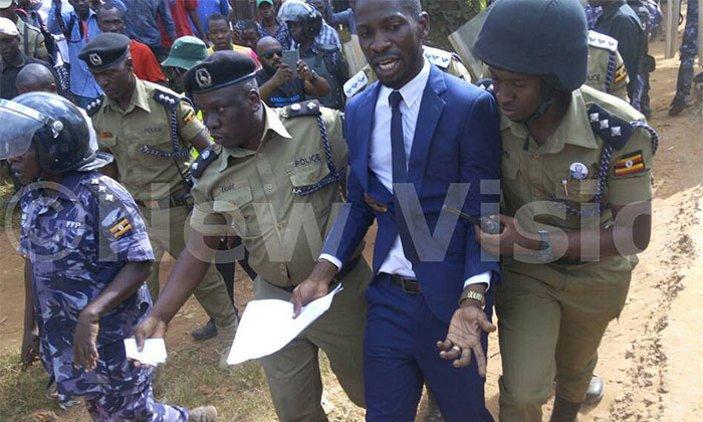 Kyadondo East race: Bobi Wine arrested