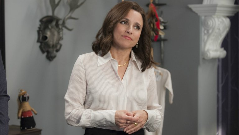 How Veep plans to juggle Hillary Clinton comparisons in season 7