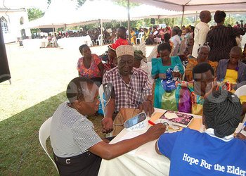200 diagnosed with hypertension, diabetes at medical camp