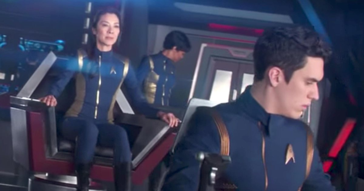 StarTrekDiscovery is ditching a long frustrating 'Trek' rule: