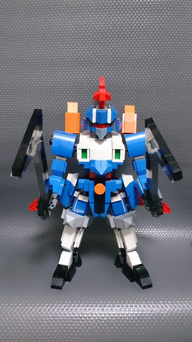 レゴ LBX ペルセウス その2 《完成品》 : はるちゃんの☆レゴ(LEGO)らんど 過去にもレゴで【ダンボール戦機】