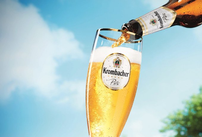 Win Krombacher Beer