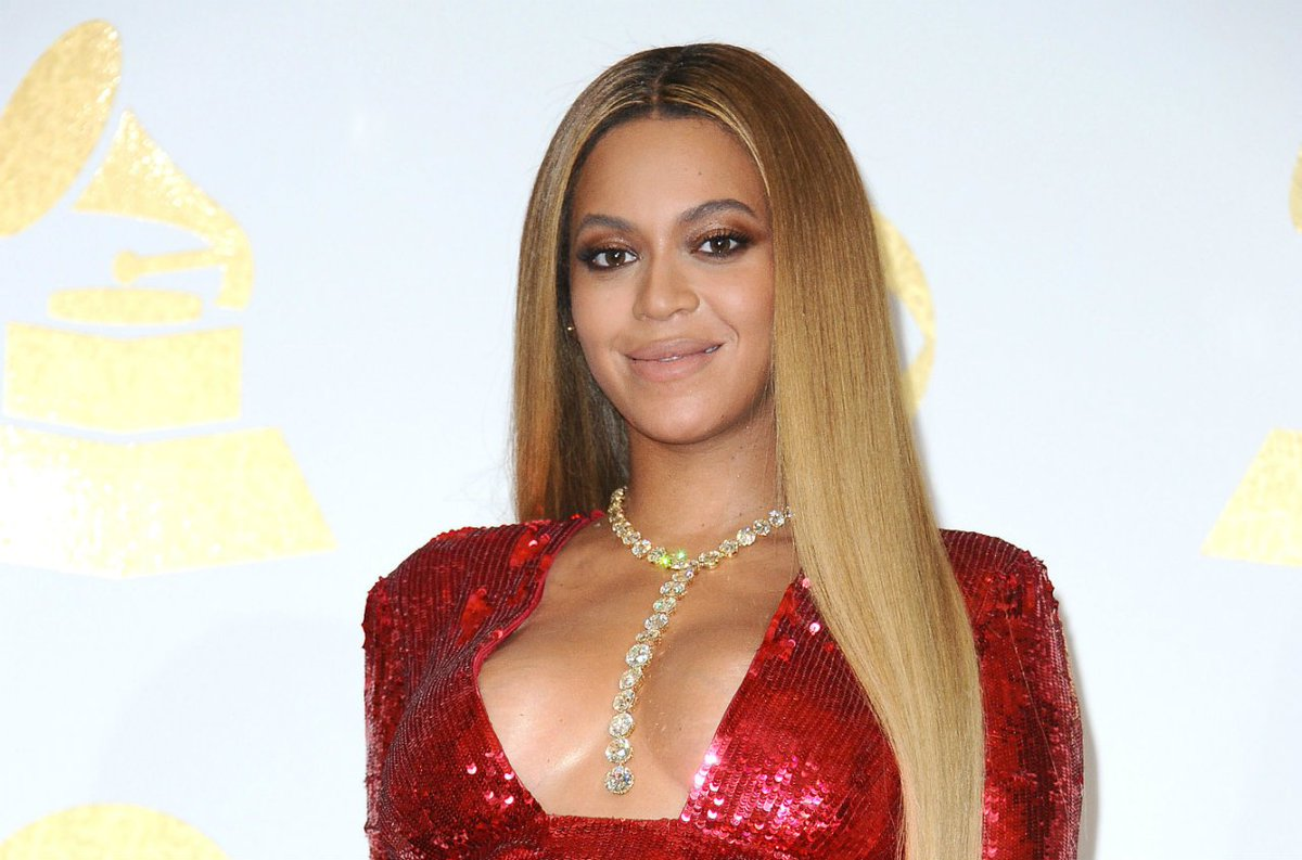 Beyonce has made her first statement since giving birth to her