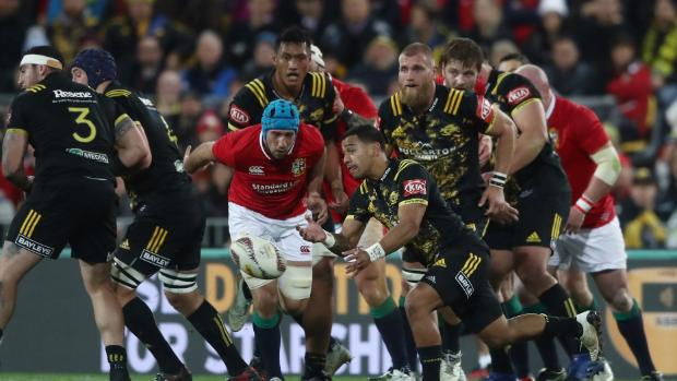 Lions tour: Key moments that tipped the balance in Lions v Hurricanes match