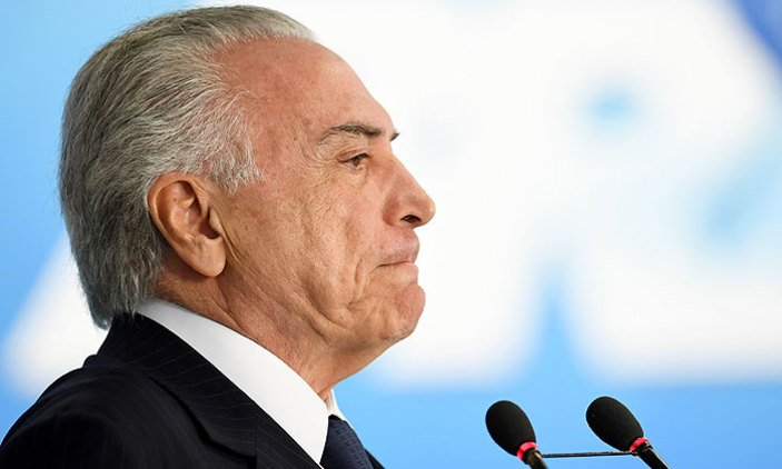 Brazil's Temer: 5 key chapters in a troubled reign