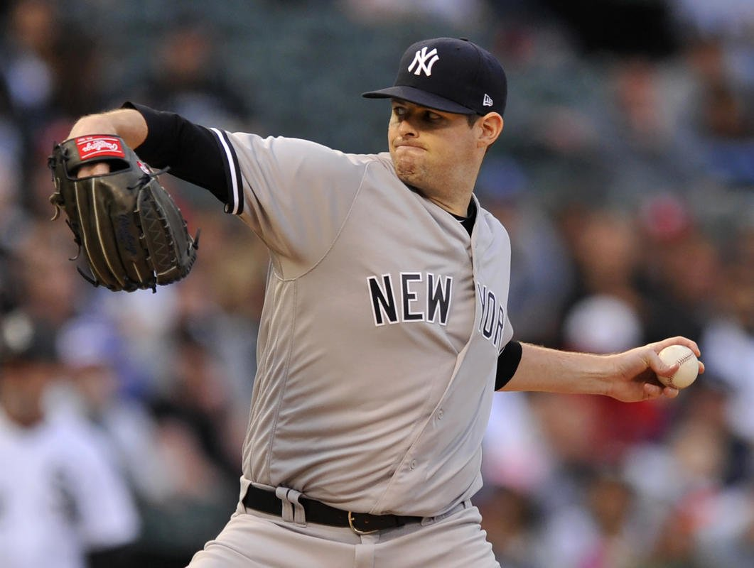 Montgomery strong, Chapman ends rally and Yanks top ChiSox