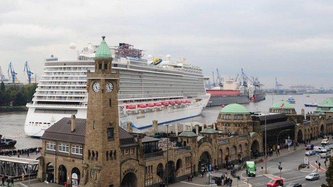 Reisen: Hamburg erwartet weniger Kreuzfahrtschiffe https://t.co/r8j91HwBAg https://t.co/5FnRG2KpNr