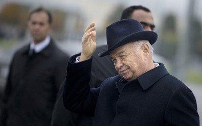 Mirziyoyev visits Islam Karimov's house in Tashkent
