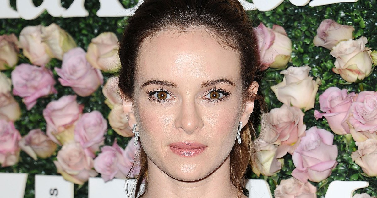 The Flash's Danielle Panabaker Weds Hayes Robbins