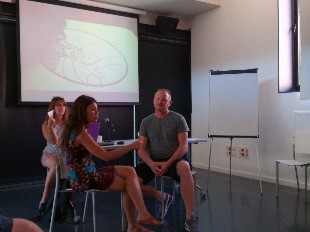 test Twitter Media - Aprendiendo técnicas de arte participativo @abd_ong @ConventAgusti #MYTHBarcelona @Fundacio_Akwaba #Barcelona @EUErasmusPlus https://t.co/0gWEpWQPKS