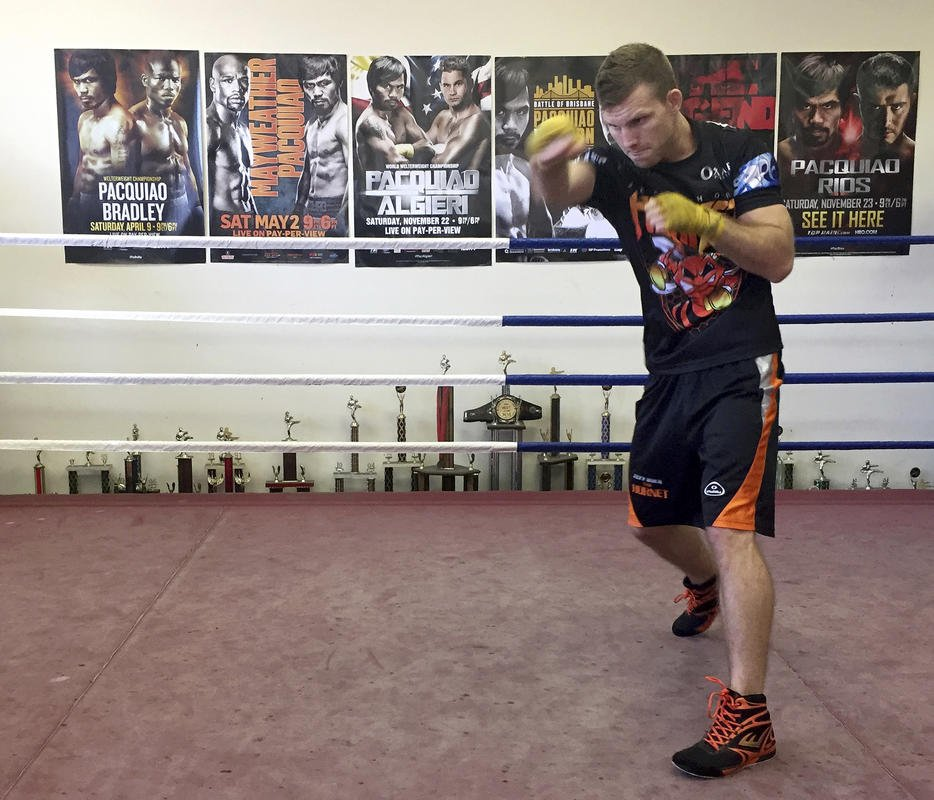 Manny Pacquiao going big, or going bust in the Battle of Brisbane
