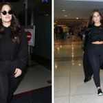 How to Get Ashley Graham's Comfy Travel Style
