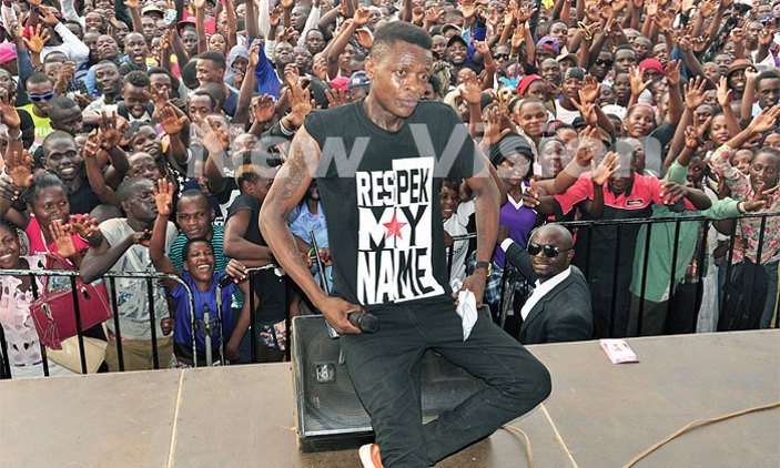 If you are not part of my journey, stay home - Chameleone