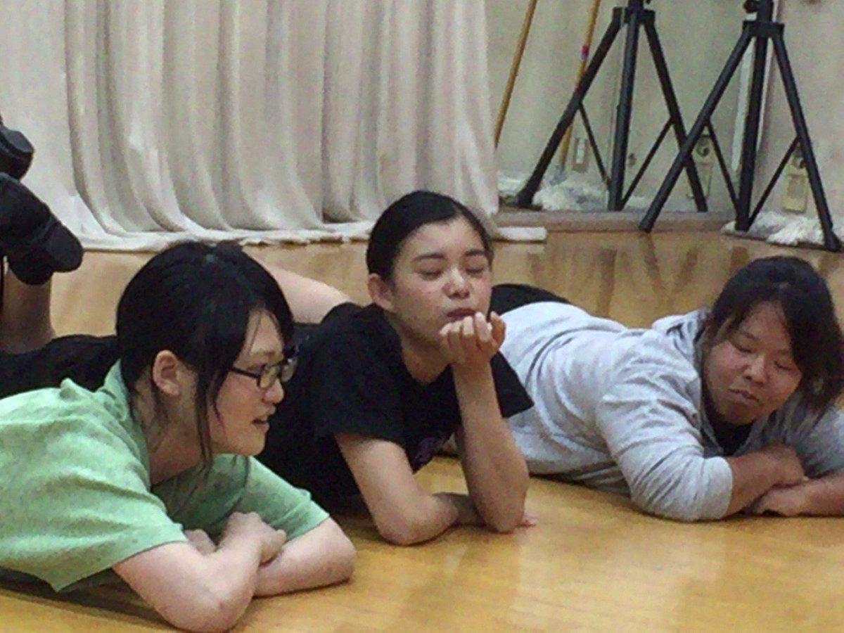 抜きの稽古!という一日が先日25日の劇団時乃旅人「時をかける少女」の稽古日。みんな、各シーンを掘り下げて、アイデアをぶつ