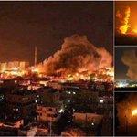 هاشتاق #غزة_تحت_القصف الأول عالمياً على تويتر