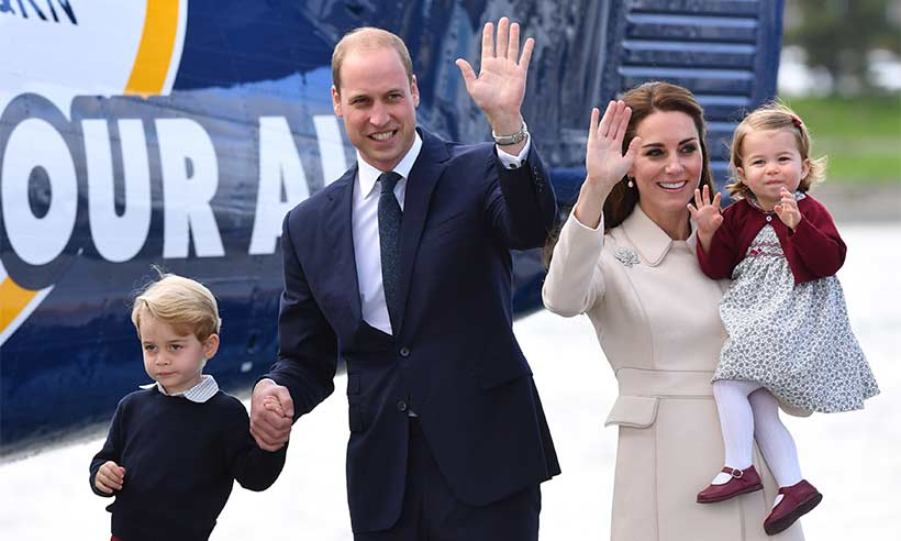 This year the royal family have spent £4.5million on travel!