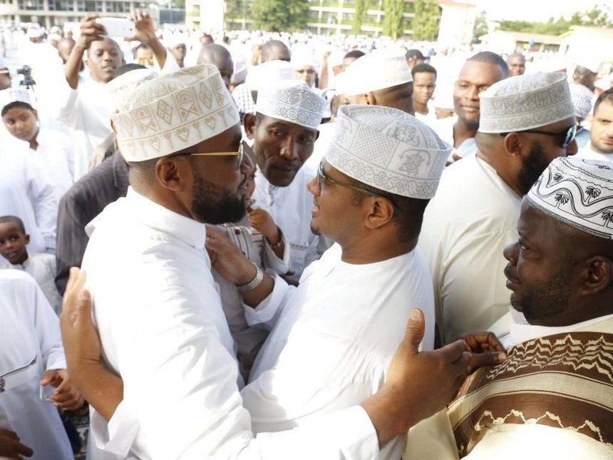 Don't leave front row to politicos, Omar urges religious leaders
