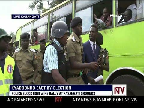 Kyadondo East by-election: Bobi Wine arrested