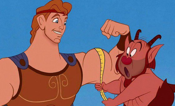He is on his way, he can go the distance: Hercules turns 20 today!