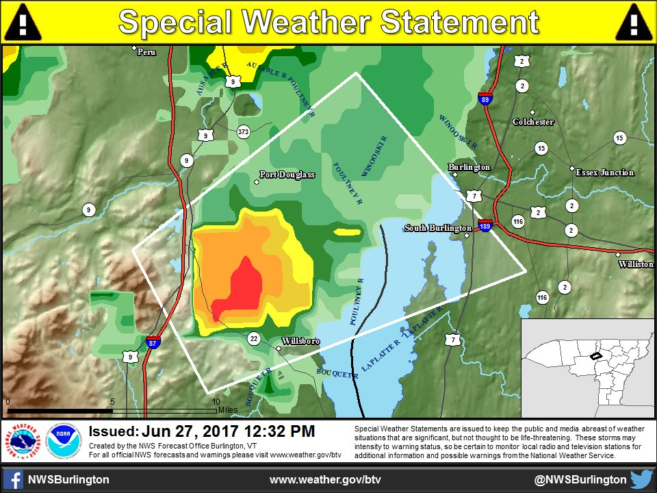 test Twitter Media - 1232 PM - Special Weather Statement for a strong thunderstorm in Essex, NY and W. Chittenden, VT Counties.   https://t.co/jMp6hF0PTp https://t.co/nX5PuCe9nM