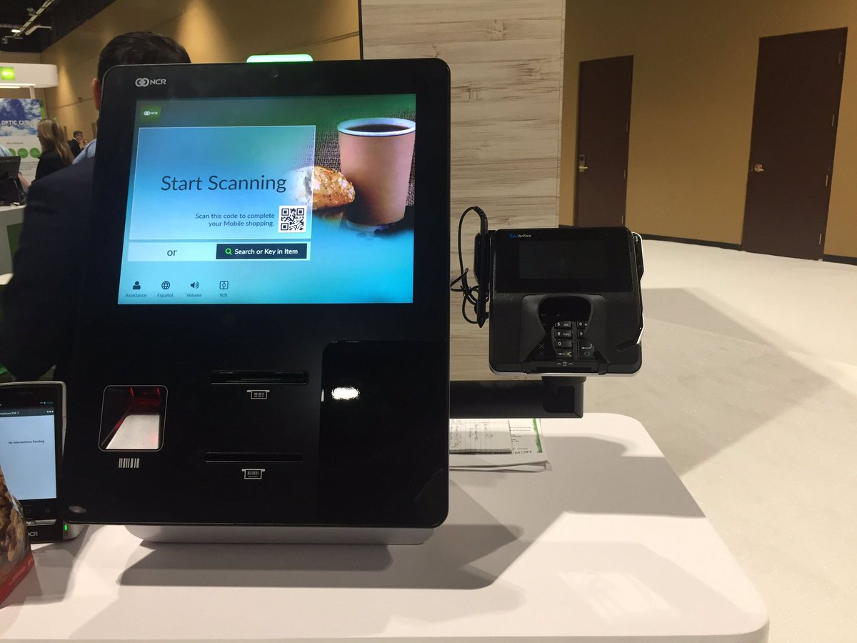 test Twitter Media - SpacePole products can be found throughout the exhibit hall at #NCRSynergy - spot our payment mounts in the @NCRCorporation #SCO area https://t.co/7BwhQsN1TL