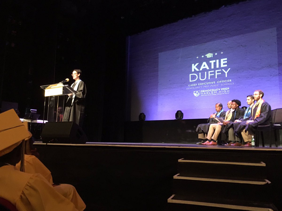 "test Twitter Media - ""The future of America, our democracy, our ideals, lay in your hands, as you go to college"" - Katie Duffy @DPHarlemHigh #DPPSStrong https://t.co/rrWMSAaJTZ"