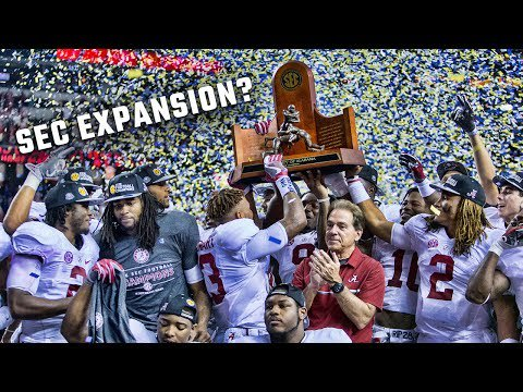 SEC Expansion: Why the Big 12 is the key to SEC adding more schools