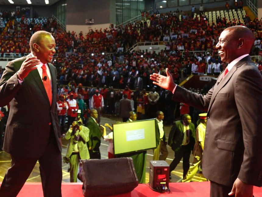 Uhuru pledges 6.5m jobs as he launches manifesto