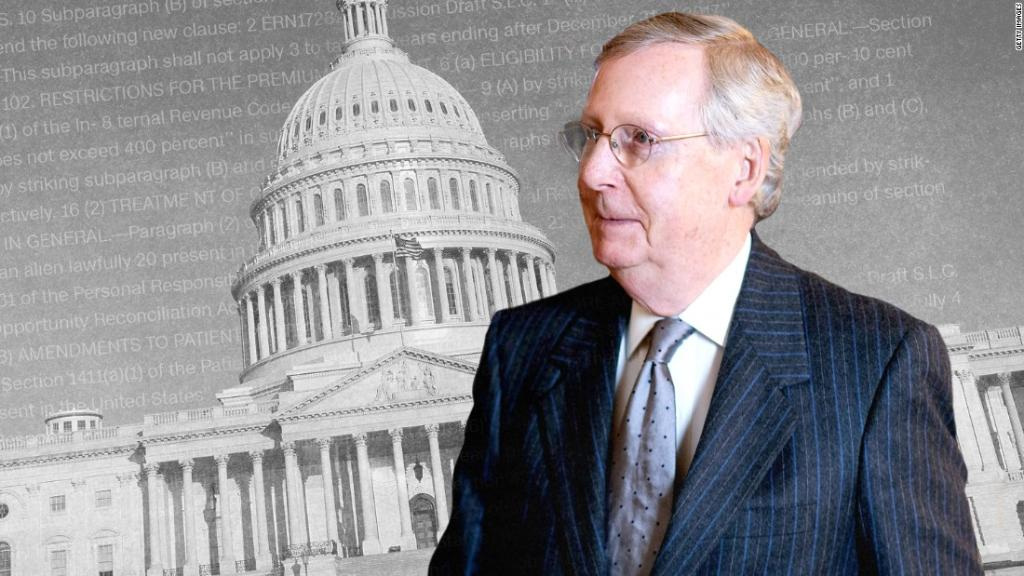 Senate health care state of play: 'Hanging by a thread'