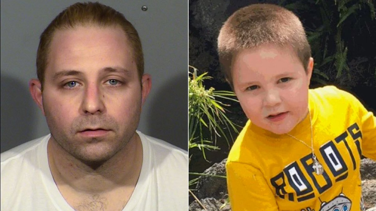 'Tumultuous divorce' behind apparent murder of 5-year-old, officialssay