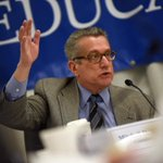 Education commissioner Mitchell Chester has died