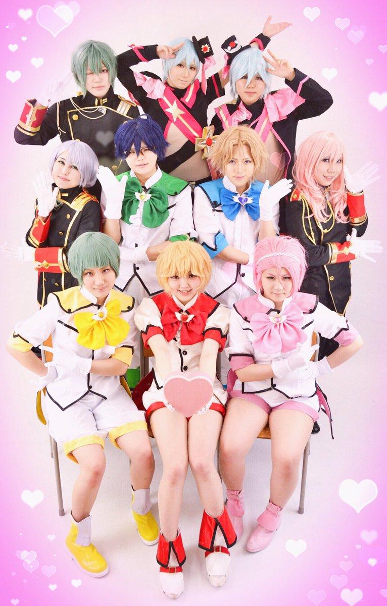 【コスプレ】美男高校地球防衛部LOVE!LOVE!オールスター!!!!!みなさんお集まりいただき、本当にありがとうござい