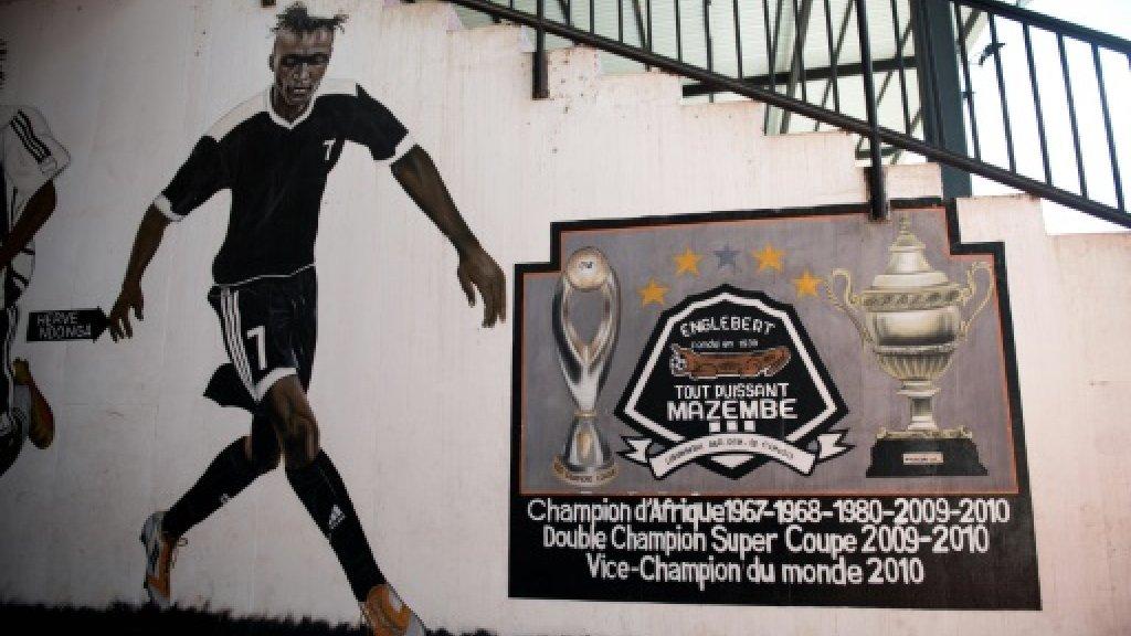 'All-powerful' African football club hit by DR Congo political feud