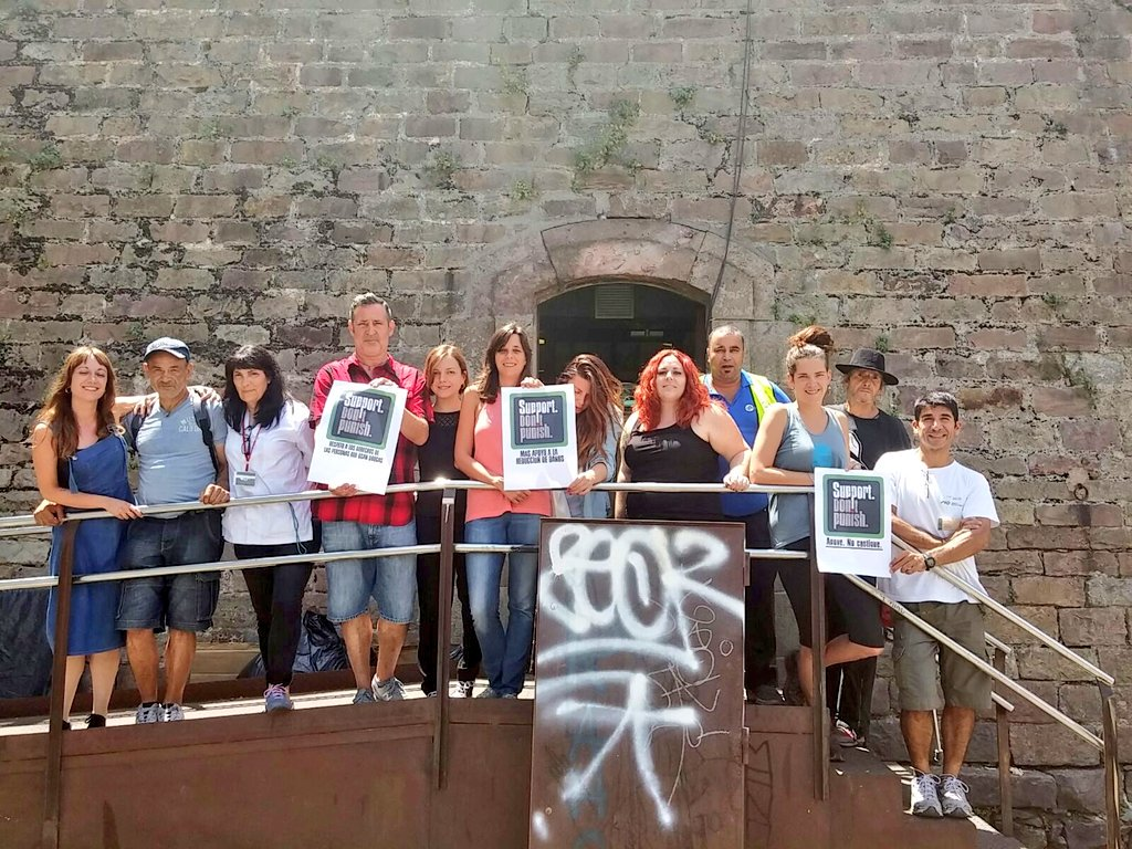 test Twitter Media - El #CASBaluard es suma a la campanya #SupportDontPunish 💪💪 https://t.co/YAXaQZ2lov