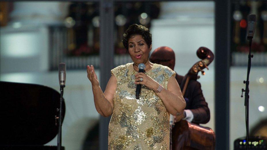 Aretha Franklin cancels Toronto concert over health concerns