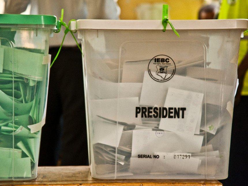 EU election observers deployed across counties