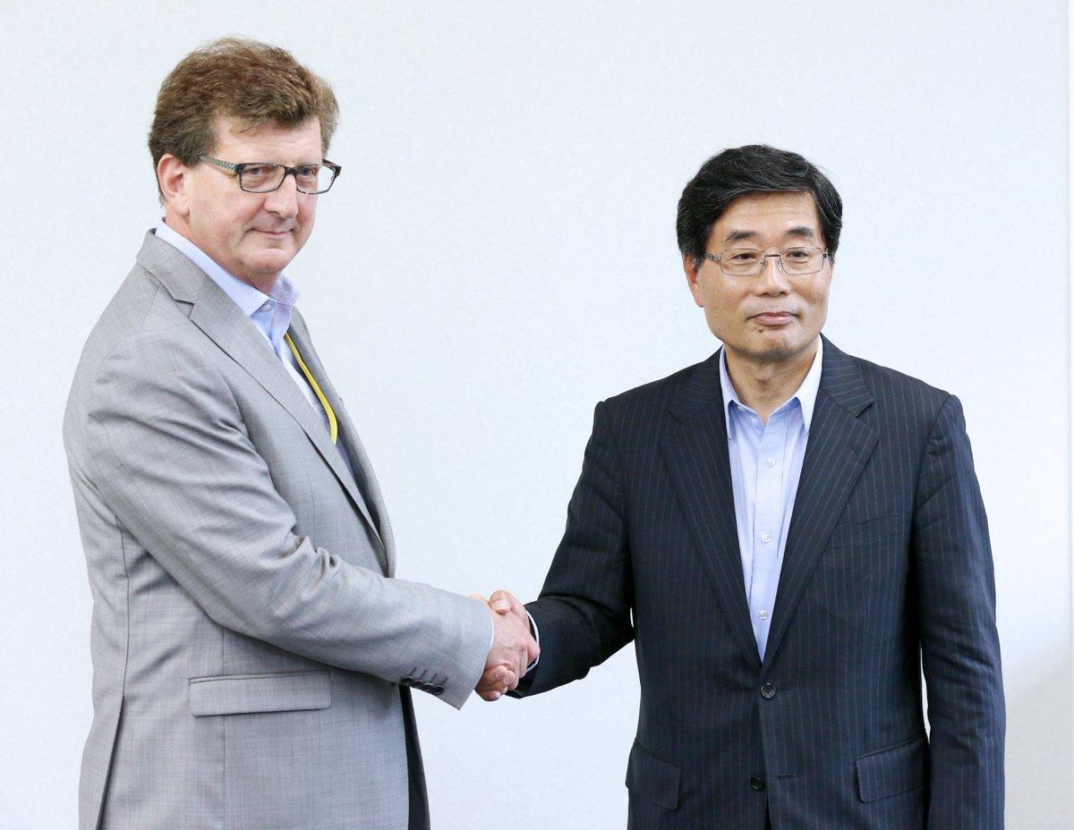 EU takes hard line on farm trade with Japan https://t.co/ljyaSGeEuT https://t.co/i6XFI ...