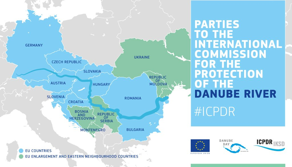 test Twitter Media - Did you know 14 countries plus the EU are working to protect the Danube River & its environment?➡️ https://t.co/9YQi6fJMOE #DanubeDay #ICPDR https://t.co/M9dhYpIbkh