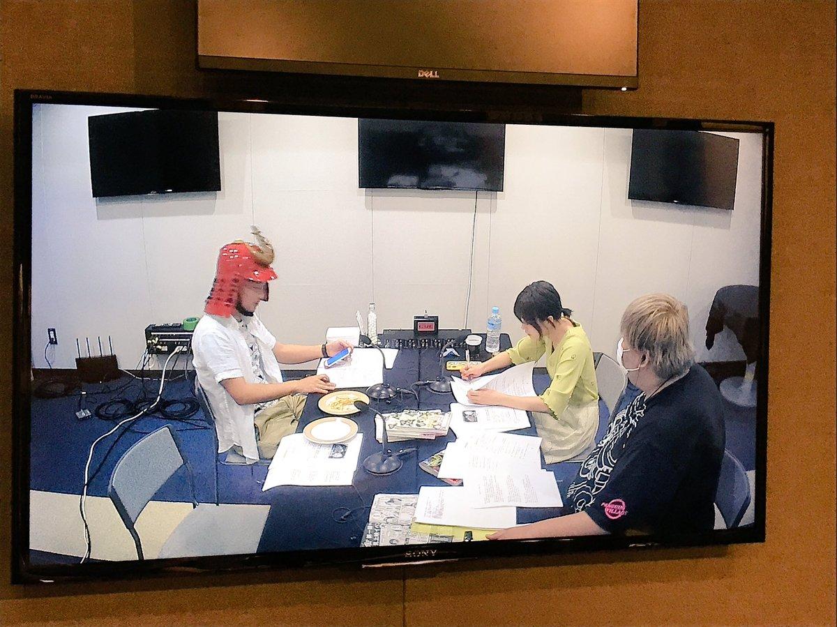 『水瀬いのりの「信長の忍び」ラジオ』第4回が好評配信中です!戦国勉強の間のコーナーでは長谷川ヨシテルさんは兜を被ったまま