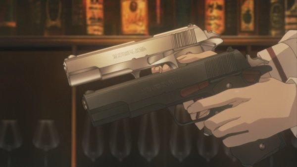 緋弾のアリアは銃の作画だけ超いいな