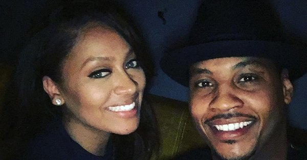 """Despite their separation, La La Anthony and Carmelo Anthony aren't separating """"right now."""""""