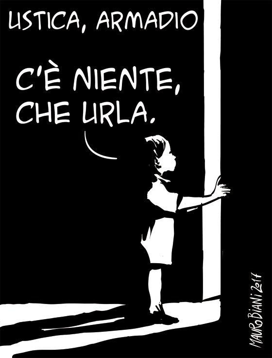 #Ustica