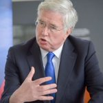 UK defence secretary threatens military strikes against hackers