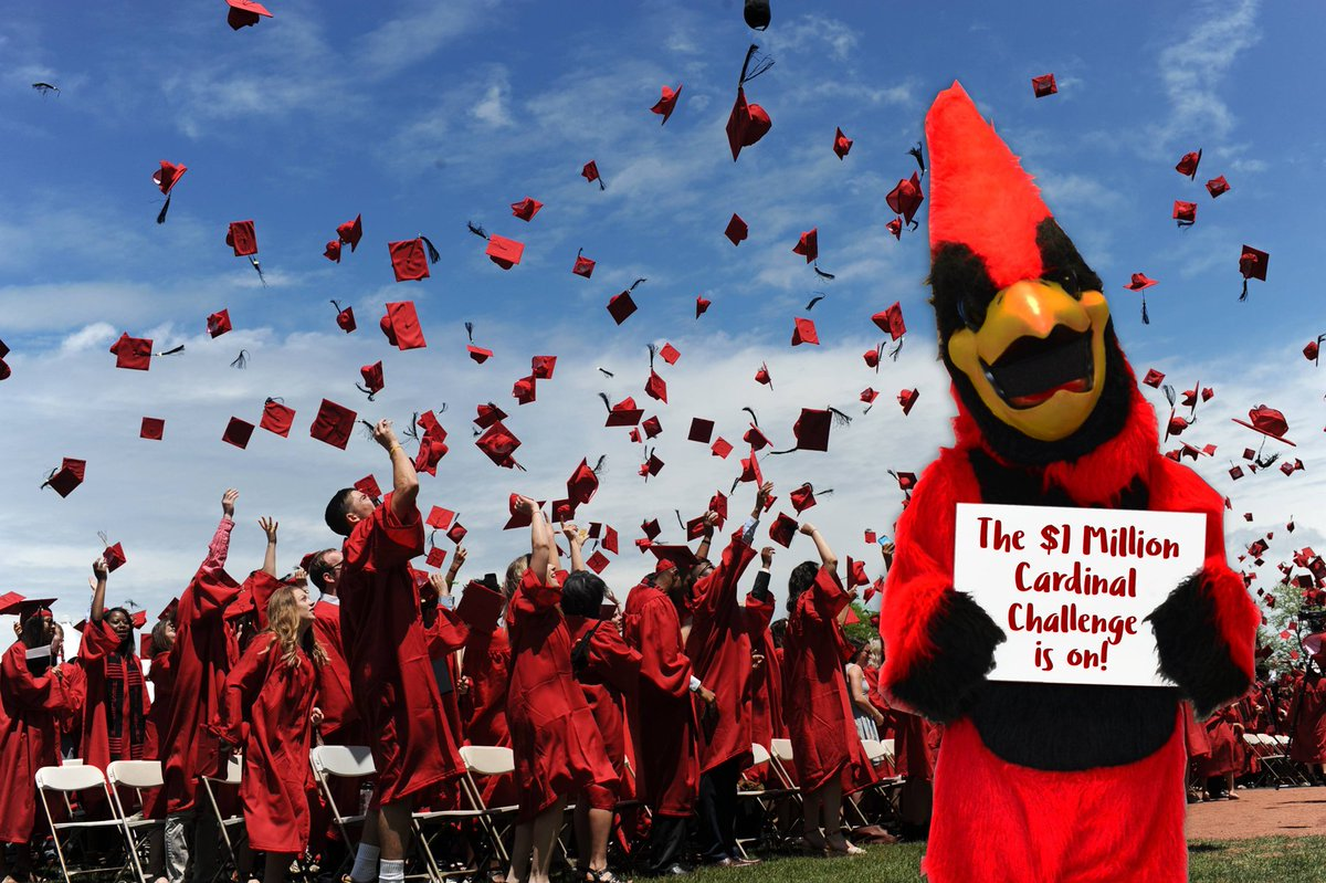 test Twitter Media - Support Wesleyan thru the #CardinalChallenge. Every donation matched with $500 trustee gift thru June 30. Give now: https://t.co/1KEZLT3OER https://t.co/SuAeP1K2cK