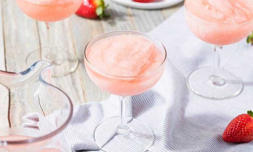 This is how to make summer's coolest cocktail