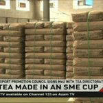 Export promotion council signs MoU with tea directorate