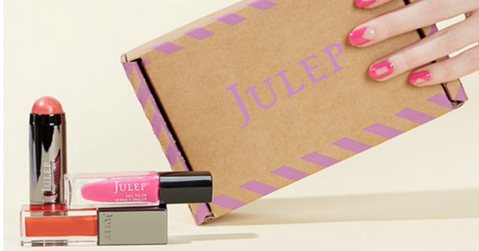 FREE Julep Box for NEW Members RetailDeals Freebies
