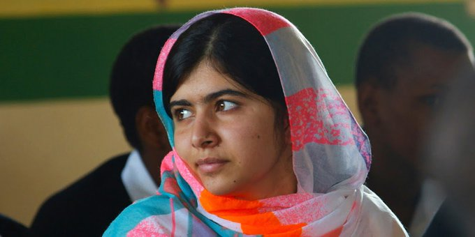 Happy Birthday Malala Yousafzai!